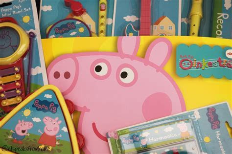 How to make a Peppa Pig nose!   ET Speaks From Home