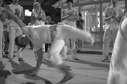 Capoeira Player