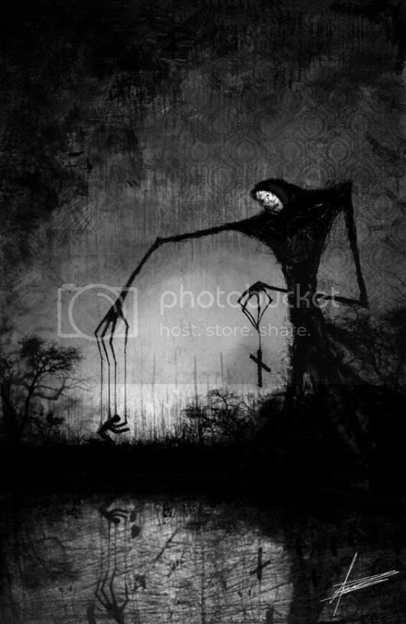 Image result for creepy puppeteer