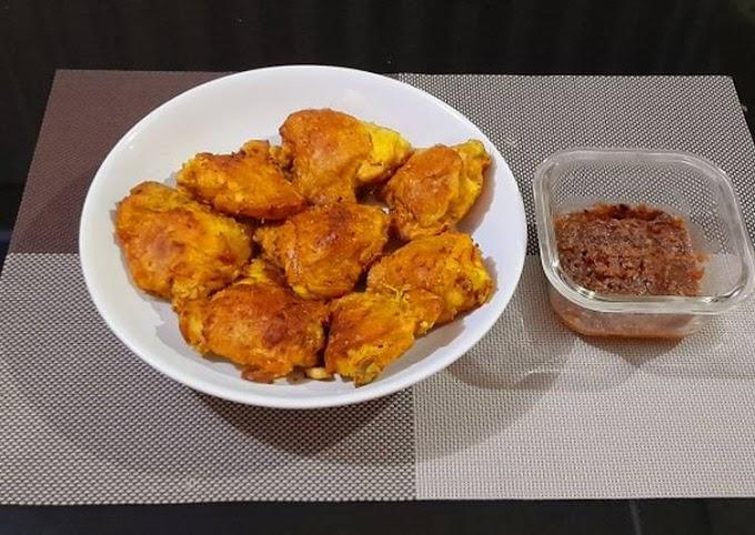 Resep Ayam goreng ukep oregano