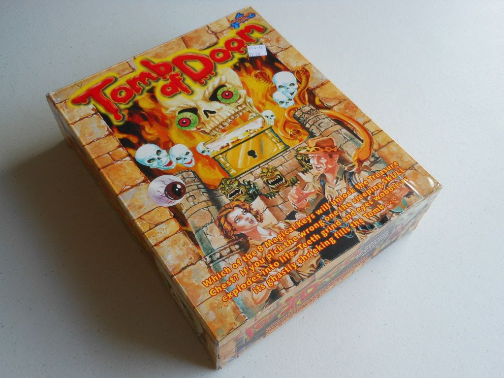 Tomb of Doom box