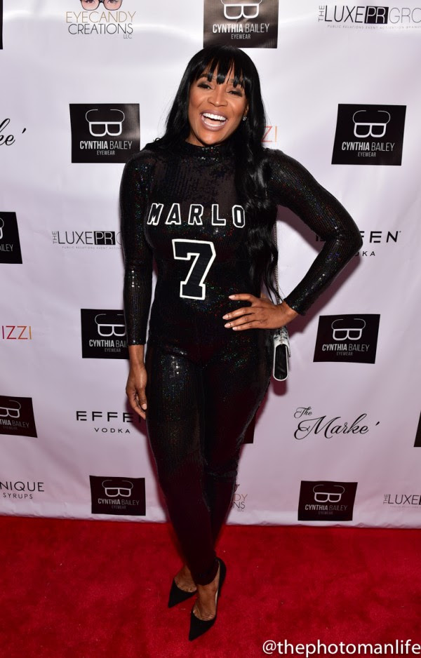 cynthia bailey viewing party
