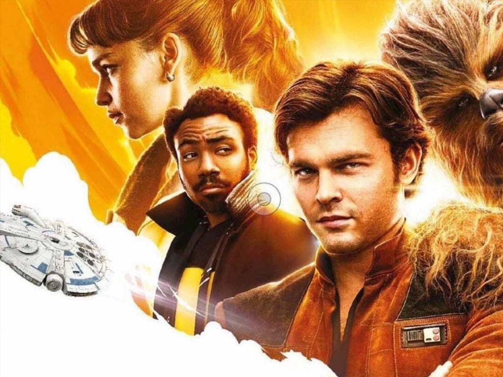 Solo A Star Wars Story Background Wallpaper 29519 Baltana