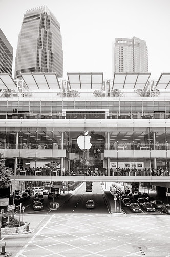 Apple Store Hong Kong