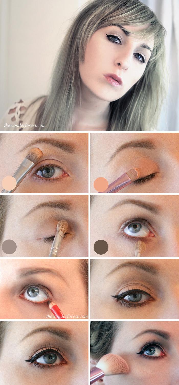 Makeup styles natural