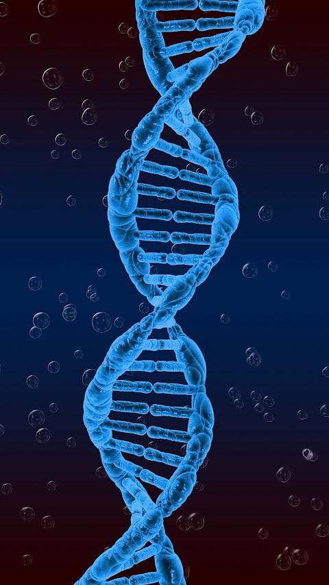 خلفية كرموسوم الانسان بدقة ثري دي hd 3d