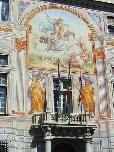 Palazzo San Giorgio, Genoa