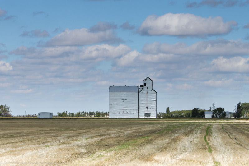 Sperling, MB grain elevator