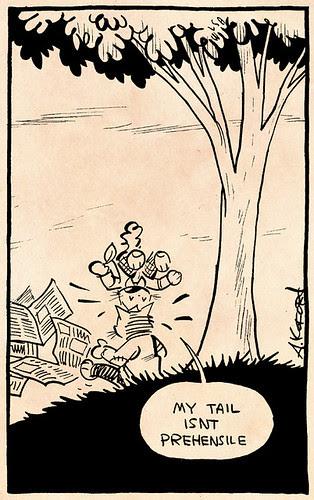 Laugh-Out-Loud Cats #1952 by Ape Lad