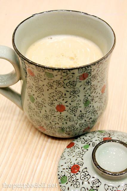 Hot Nan Yang Milk Tea P68