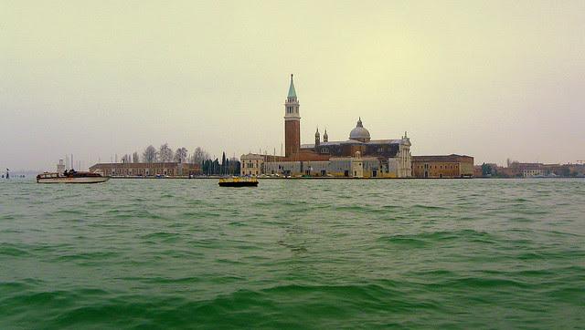 Souvenirs de Venise sous la pluie