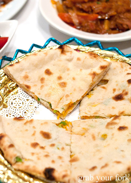 Grab your fork a sydney food blog may 2012 sydney for Akash pacific cuisine