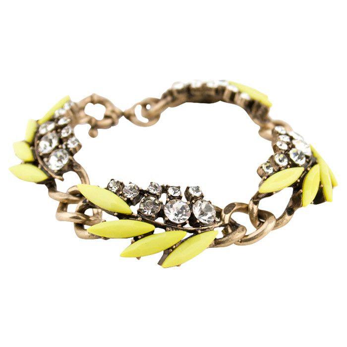 Winged Tropic Bracelet