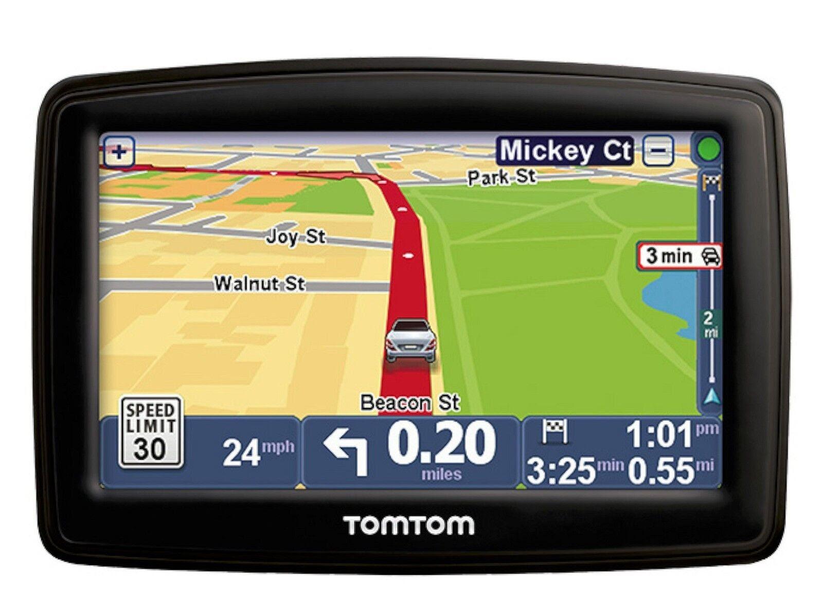 New Sealed Tomtom Start 45tm Car Gps Navigation Set Us Can