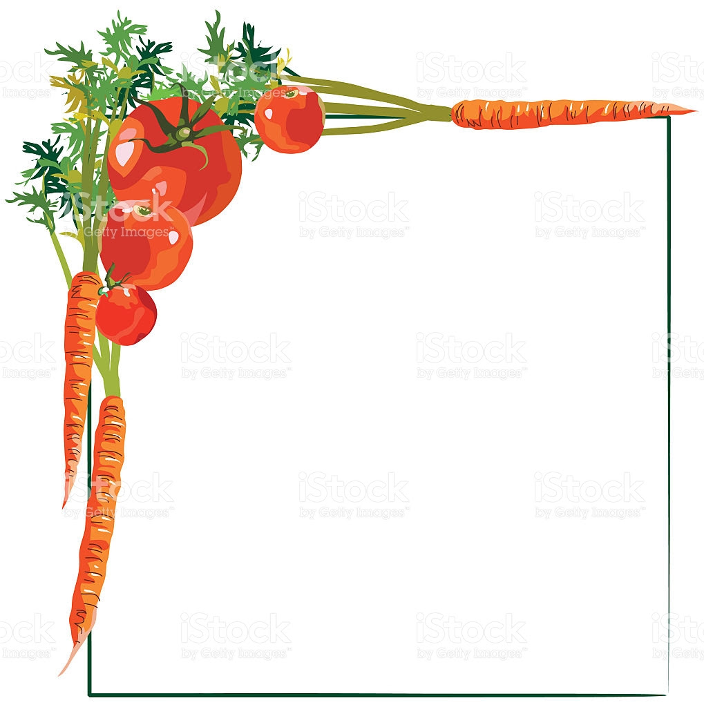 fruit and vegetable border 41