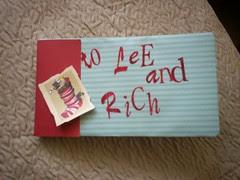 Gift Card Book
