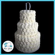 Buttercream Wedding Cakes   Blue Sheep Bake Shop