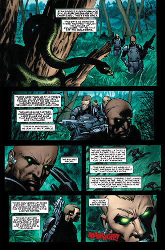 WOLVERINE: WEAPON X #3 page 2