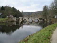 Canal at Bon Repos, Brittany
