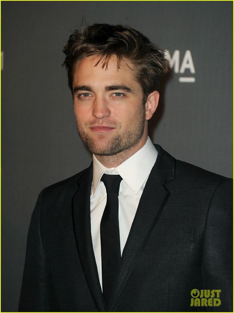 Robert Pattinson, Robert Pattinson