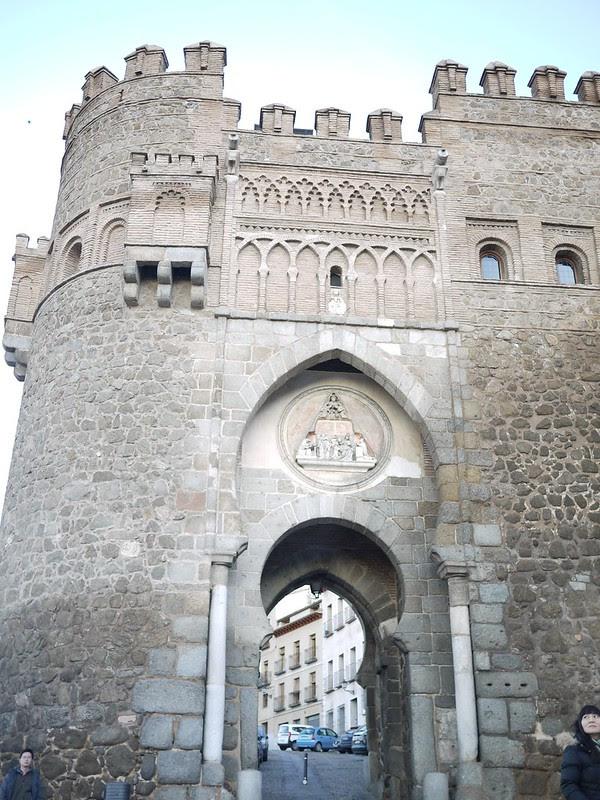 太陽門Puerta del Sol