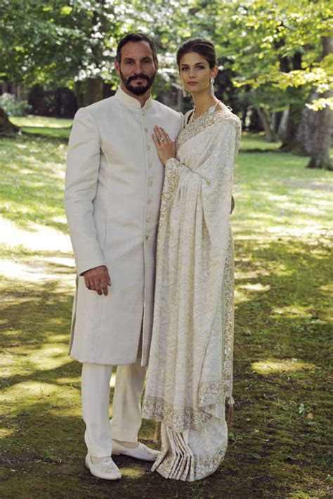 Billionaire Aga Khan's son Prince Hussain and Princess