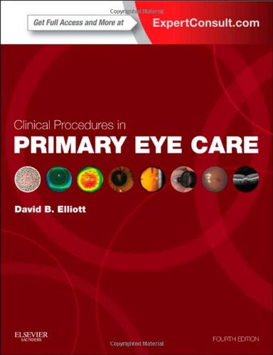 Clinical Procedures in Primary Eye Care: Expert Consult: Online and Print, 4e (Expert Consult Title: Online + Print)