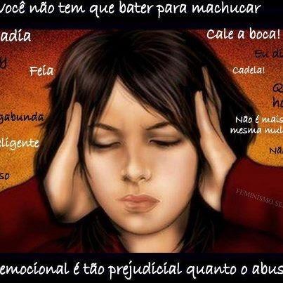 Bullying nas relaes conjugais - palavras que machucam