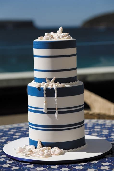 Color me Blue: Nautical Themed Beach Wedding ? Beach