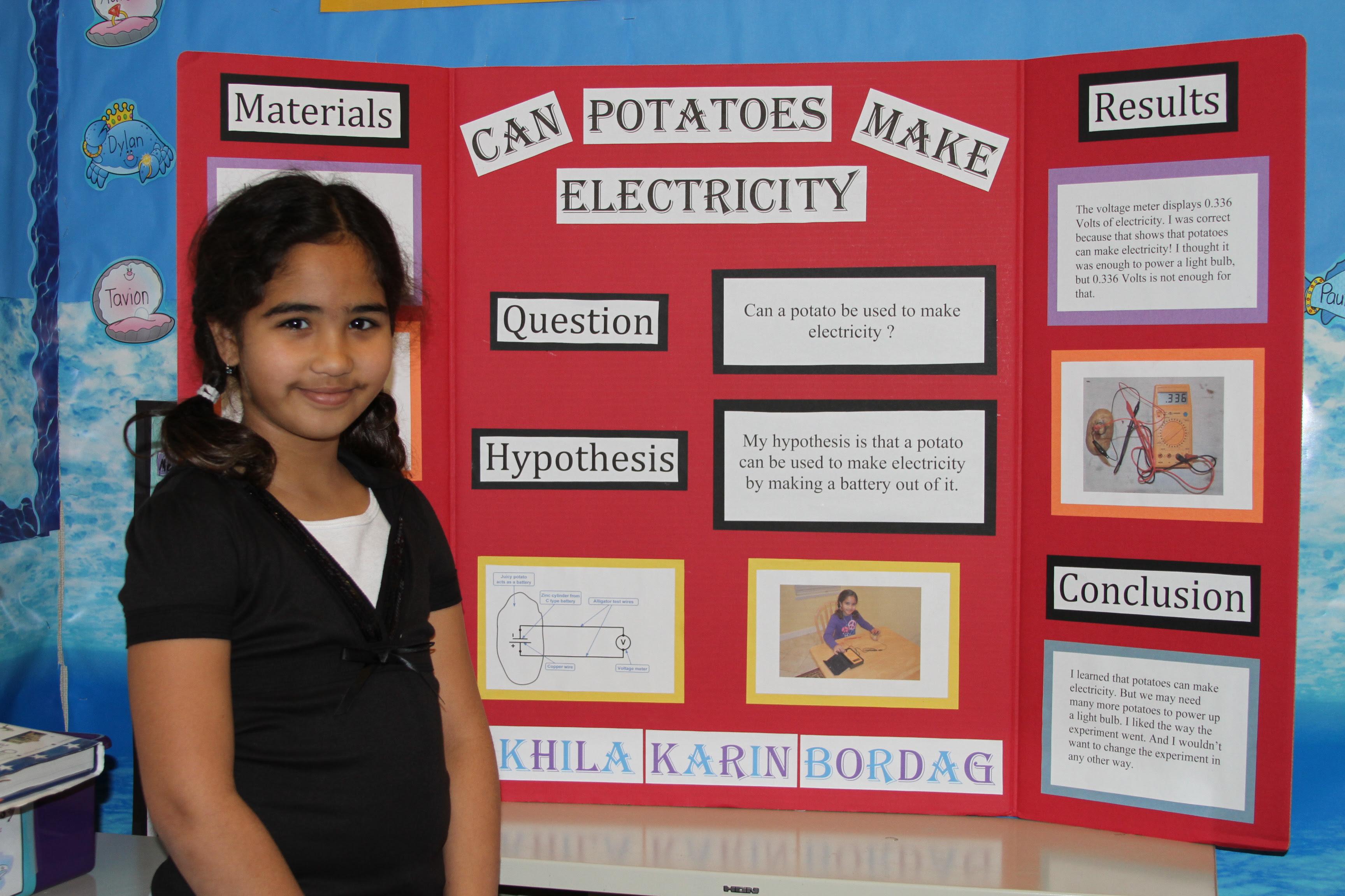 Science Fair = Maker Faire   Ms. Christie-Blick's Class