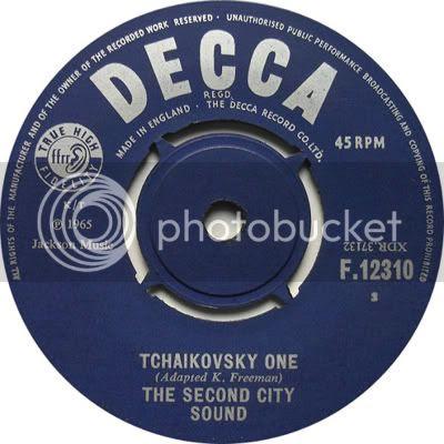 Second City Sound Tchaikovsky One