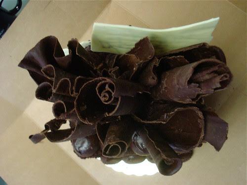 Chocolate Tower!