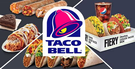 taco bell     americas healthiest fast food