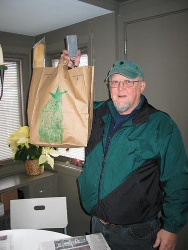 Tree on Bag