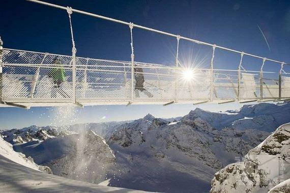 04-The Highest Suspension Bridge in Europe