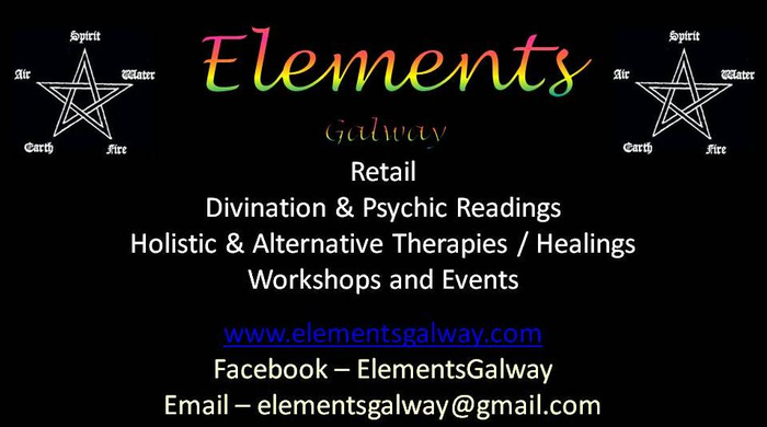 Elements of Galway - Holistic & Spiritual Online Store