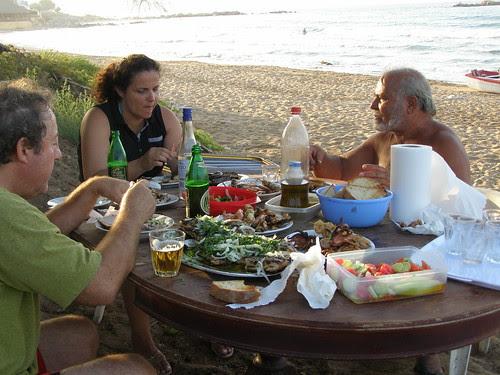kalamaki beach hania chania
