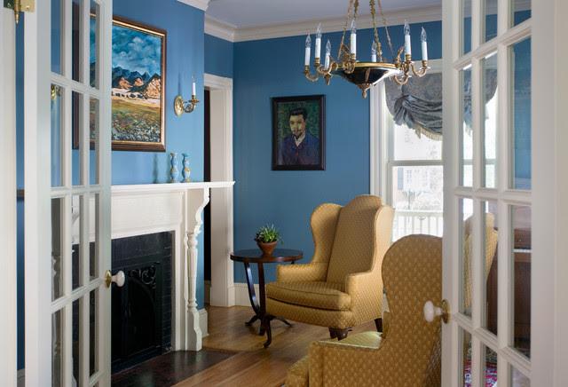 Victorian Entry Design Interior Design Ideas
