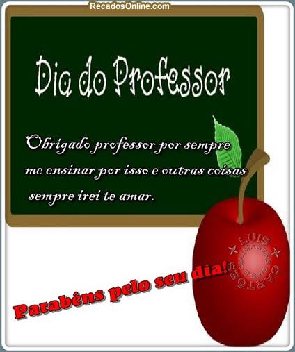 Jornal R 7ª Dia Do Professor Mensagens Imagens E Frases