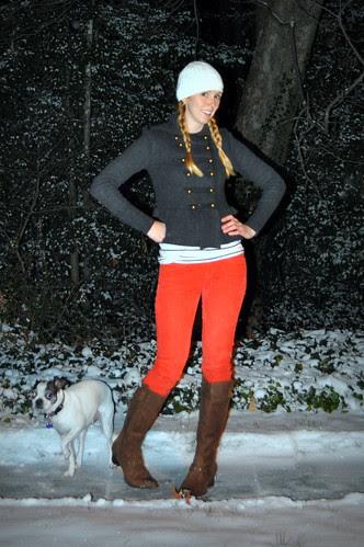 Thursday, Snowday!