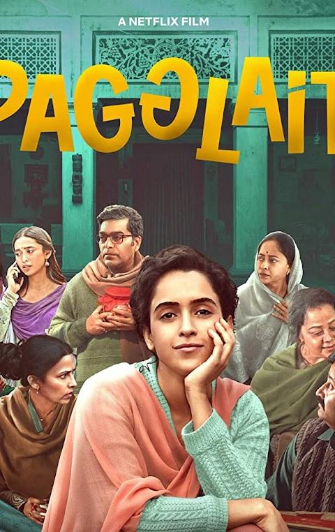Pagglait (2021) 480p 720p 1080p Web-DL Hindi  Full Movie