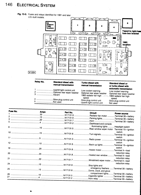 29 2007 Jetta Fuse Box Diagram