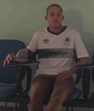Lucas Perdomo Boavista (Foto: Chandy Teixeira)