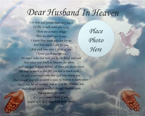Theoldironskillet Wedding Anniversary Quotes For Husband In Heaven