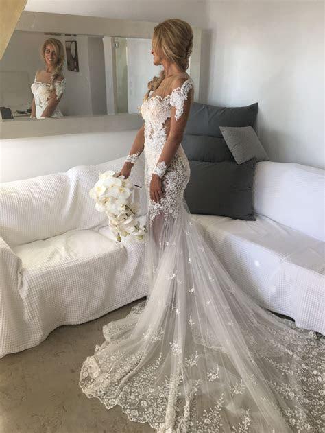 Nektaria Custom Made Bugatti Gown Wedding Dress   Wedd