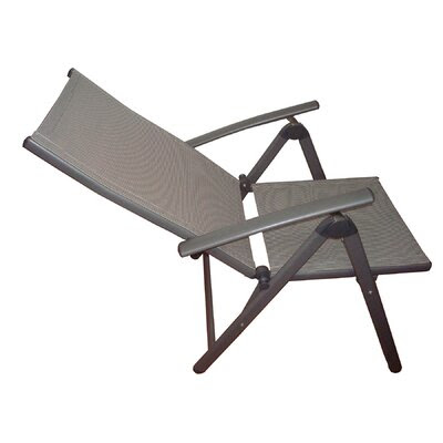 Wasatch Imports Reclining High Back Patio Chair & Reviews ...