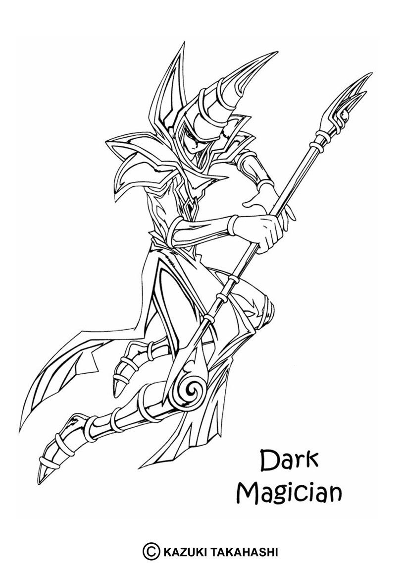 Luxe Coloriage Yu Gi Oh Dragon Imprimer Et Obtenir Une Coloriage