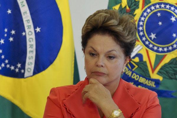 Dilma alega que
