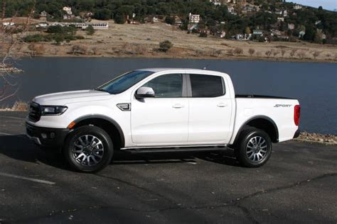 ford ranger lariat   refined mid sized