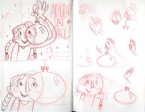 Sketches: Adventure in Carols 2